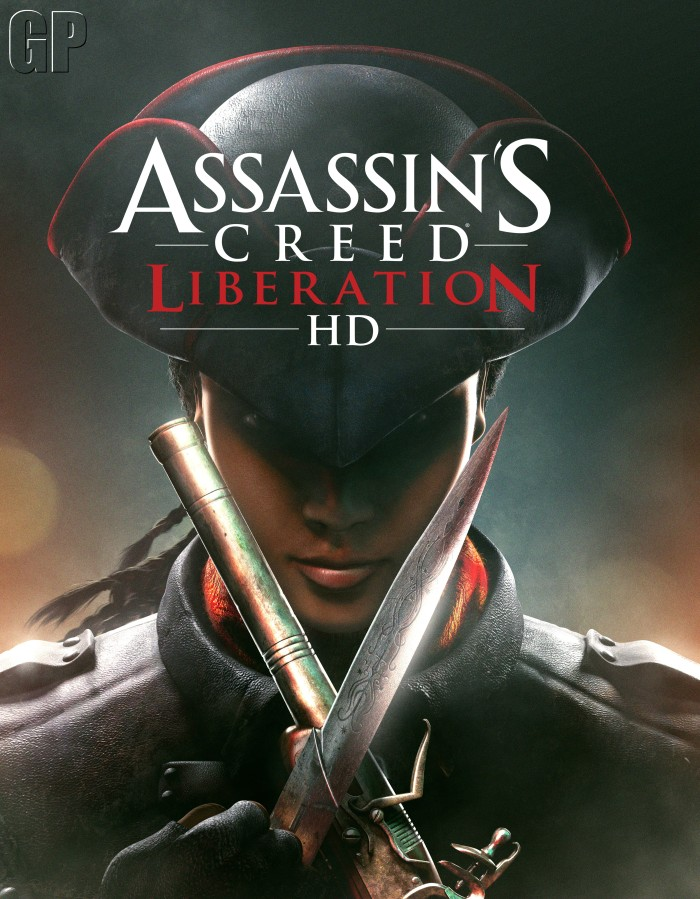 Assassin's Creed Liberation Art