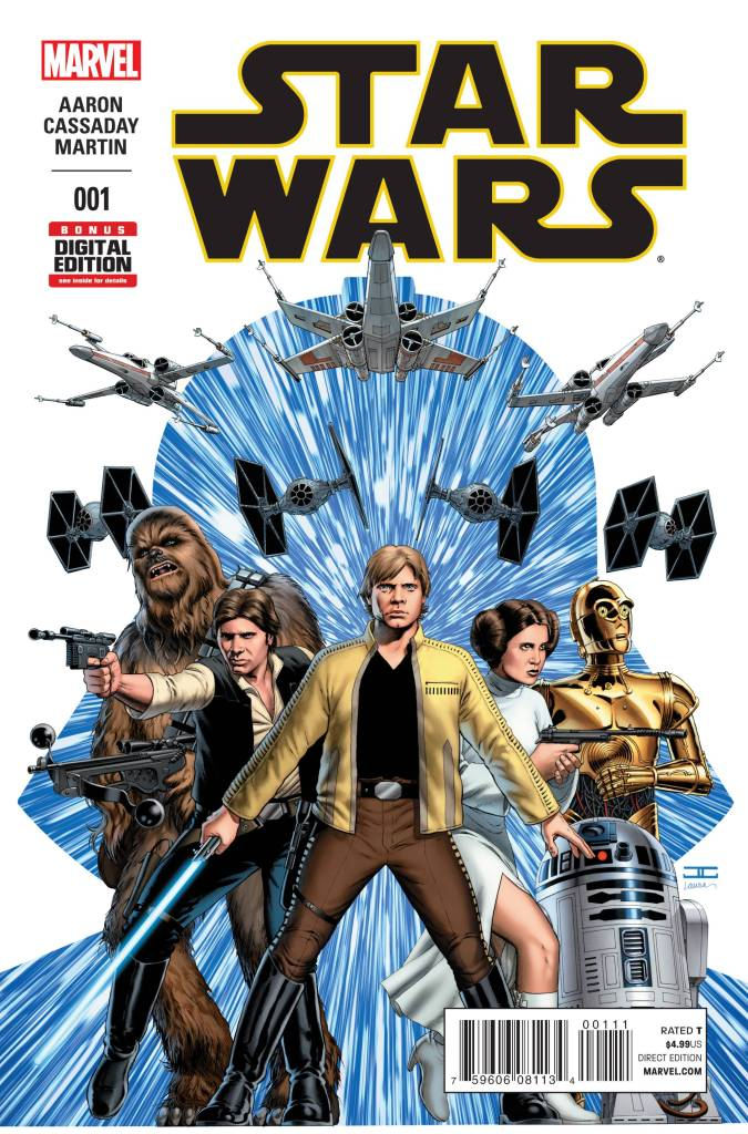 star wars comic